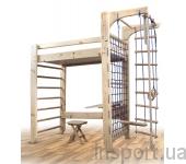 Кровать-спортивный уголок