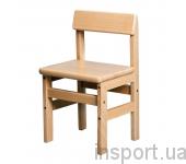 Детский стульчик деревянный (бук)