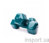 VDD-01-4к Гантель аэробная виниловая Alex 4 кг