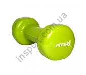 MD2015-2V Гантель виниловая Fitex 2 кг