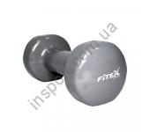 Гантель виниловая Fitex 4 кг