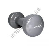 MD2015-4V Гантель виниловая Fitex 4 кг