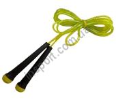 MDJR024-G Скакалка Fitex зеленая  MDJR024-G