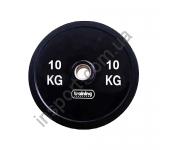 Бамперный диск Fitness Master 10 кг