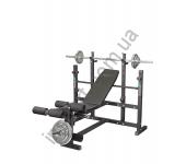 Диск Fitness Master Deluxe 20 кг