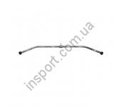 Ручка для тяги за голову InterAtletika E5-25-M вращающаяся, 122см