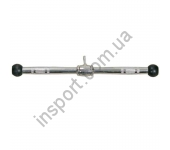 Ручка для тяги прямая InterAtletika E5-21 вращающаяся
