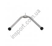 Ручка для тяги InterAtletika E5-11 (трицепс), вращающаяся, 30 см
