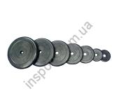 Диск обрезиненный House Fit R-0.5- R-20  (0,5-20 кг)