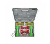 DB 306/1 Набор гантелей c виниловым покр. 6кг со стойкой