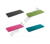 Гимнастический коврик AIREX Fitline 140 charcoal/kiwi/pink/waterblue