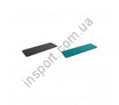 Гимнастический коврик AIREX Fitline 180 charcoal/waterblue
