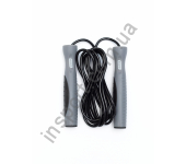 Скакалка на подшипниках с регулируемой длиной Ecofit MDJR018, 2750*5мм