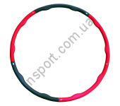 Гимнастический обруч SPART HP2895
