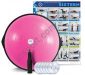 Платформа балансировочная BOSU®HOME Balance Trainer Pink 65 cm