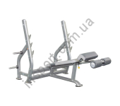 Скамья для жимов под углом вниз IMPULSE Declinе Bench IT7016