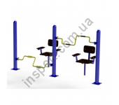 Тренажер для мышц рук и ног SG121