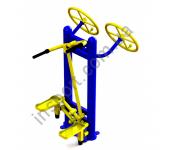 Тренажер для мышц плечевого пояса - степпер SG146