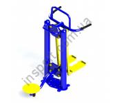 Тренажер для мыщц бедра - Твистер SG158
