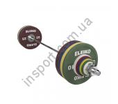 Комплект штанги Eleiko Performance NxG 190 кг муж, цветной 3061134