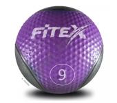 Медбол Fitex MD1240-9, 9 кг