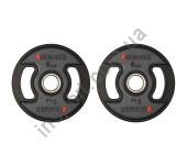 4707 Олимпийские диски профессиональные Hammer PU Weight Discs 2*5 kg