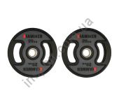 4710 Олимпийские диски профессиональные Hammer PU Weight Discs 2*20 kg