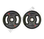 4711 Олимпийские диски профессиональные Hammer PU Weight Discs 2*25 kg